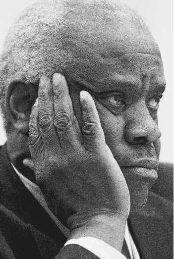 Ersatz lynching victim, Clarence Thomas